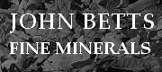 John Betts Fine Minerals